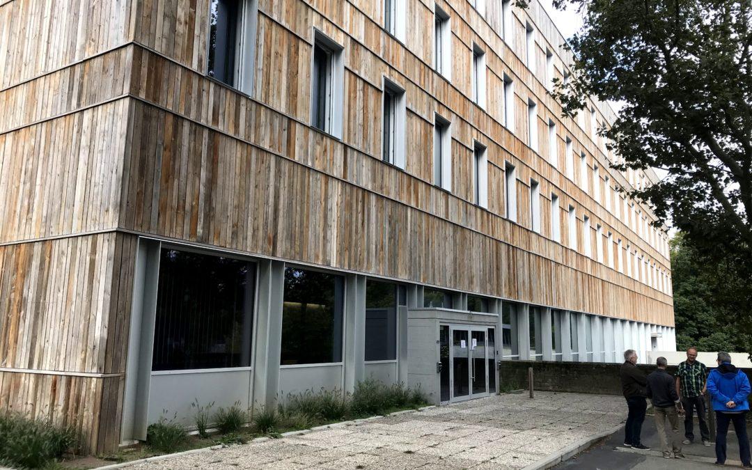 ULiège : L'Institut de Botanique touché